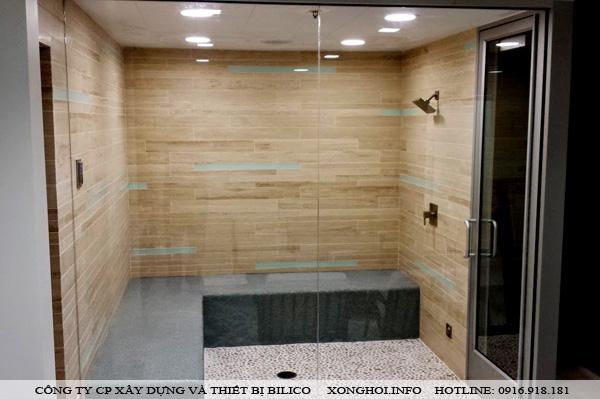 Phòng xông hơi ướt Bilico