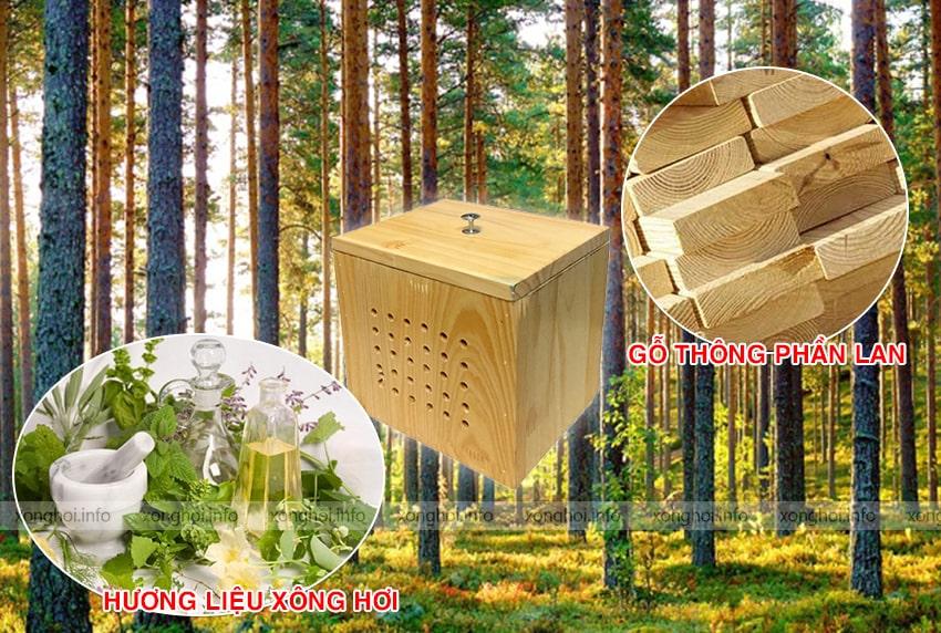 Nênmua hộp hương liệu cho phòng xông hơi ướt ở đâu giá tốt? - xông hơi Bilico