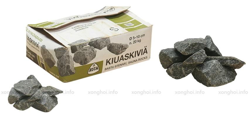 Mô tả sản phẩm đá xông hơi Narvi