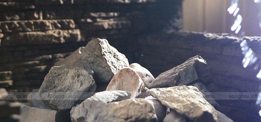 Sử dụng đá xông hơi Narvi đúng cách
