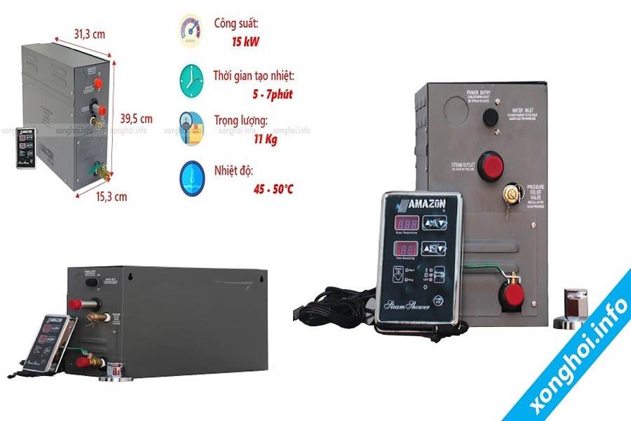 Thương hiệu uy tín chuyên cung cấp lĩnh vực máy xông hơi - xông hơi Bilico