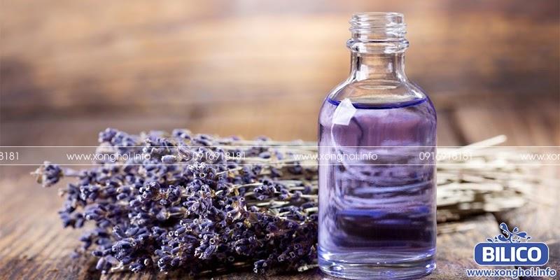Tinh dầu oải hương dùng xông hơi