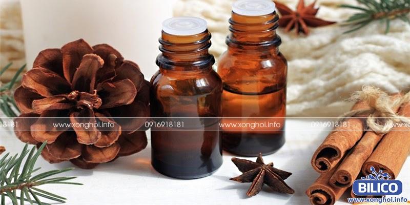 Tinh dầu quế dùng xông hơi