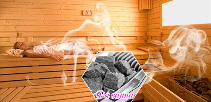 Đá Sauna - Thiết bị phòng xông hơi khô